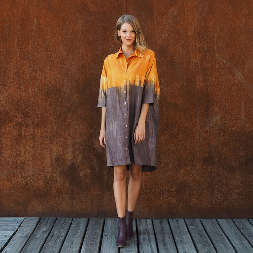 Maxi Kajastus orange/brown